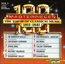 Various - 100 Masterpieces Vol. 5 - The Top 10 Of Classical Music 1811 - 1841 (C
