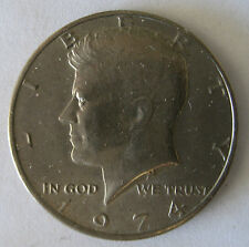 1974 KENNEDY HALF DOLLAR