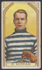 1911-12 C55 IMPERIAL TOBACCO HOCKEY #1 PADDY MORAN GOALIE HALL OF FAME QUEBEC
