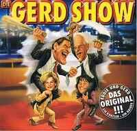 Die Gerd Show - CD Neu - Elmar Brandt - Kanzleranruf - Sauna Wahlprogramm
