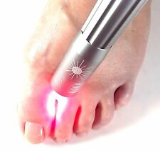 Cold Laser Therapy Kit. Deep Relief for Diabetic Neuropathic Ulcers, Sores. LLLT