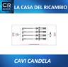 KIT CAVI CANDELA FIAT COUPE 2.0 Turbo 16V dal 89 ->