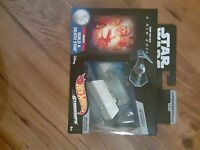 Hot Wheels Star Wars Commemorative Series Darth Vader's Tie Fighter 4 of 9