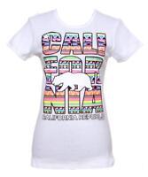 Womens California Republic Tribal Short-Sleeve T-Shirt