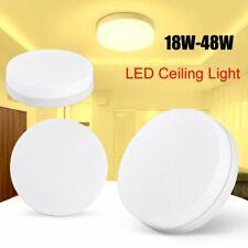 LED Ceiling Light Flush Mount Kitchen Home Ceiling Fixtures Lamp Lighting Round
