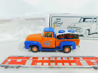 CA91-0,5# First Gear 1:34 19-1618 Pick Up Ford F-100 1953 Gulf Oil No 4 NEUW+OVP