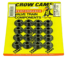 16 X CROW CAMS VALVE SPRING RETAINER FOR HOLDEN TORANA LH LX 253 308 4.2L 5.0 V8