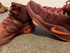 2016 Nike Hyperdunk Maroon (Unused) Size 11