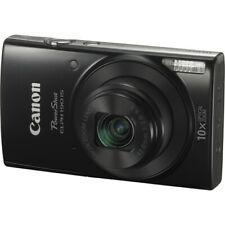 Canon PowerShot ELPH 190 IS 20 MP 10X Zoom Digital Camera (Black)