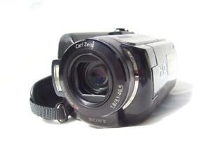 Sony HDR-XR200VE Camcorder. 5.1 Sound  120GB HDD. Exnt Cond. Boxed.1-yr warranty