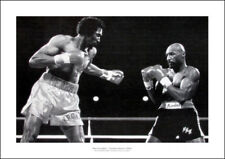 Marvin Hagler v Thomas Hearns 1985 Boxing Photo Memorabilia (031)