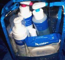 Mustela Newborn Baby Gift Set Kit, 6 pieces + travel bag, Exp 8/2017, Free SHIP