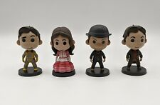 Lot of 4 Firefly Serenity Qmx Q Bits Mini Figures Series 2 Mal Kaylee Badger New