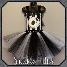 Nightmare Before Christmas Jack Skellington Inspired Tutu Party Dress Costume