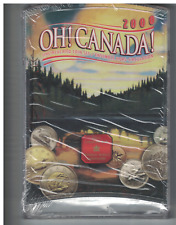 Canada 2000  Oh Canada Uncirculated Coin Set