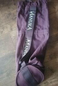 💜Manuka Purple Yoga Mat Bag/Carrier💜