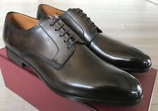 750$ Bally Latour Brown Laces Up Shoes Size US 11 Made in Switzerland