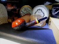 Manuel Shaabi     Estate Pfeife smoking pipe pipa  Rauchfertig!