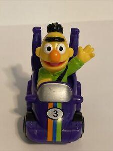 """Playskool Sesame Street Racer ERNIE in Car 3.5"""""""