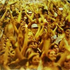 DAVID CROSBY & GRAHAM NASH 'CROSBY NASH LIVE' US IMPORT LP