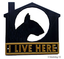 English Bull Terrier Humor Signs & Plaques