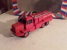 pompier solido  toner gam II  berliet lance mousse