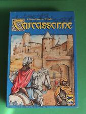 Carcassonne + expansion 2 Marchands & architectes Jeux société stratégie complet