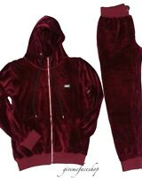 Time is money velour jogging set, super star hip hop mens tracksuit slim fit bur