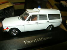 1:43 Ixo Atlas Edition Volvo 145 Express Ambulance in VP