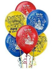 Jake and the Never Land Pirates 30cm Latex Balloons - 6ct