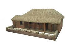 RORKES DRIFT STOREHOUSE WITH MEALIE BAG SET CAST FOAM ATHERTON SCENICS (#9500)