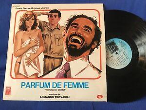 ARMANDO TROVAIOLI PARFUM FEMME CAM LP ORIG FRANCE NEAR MINT