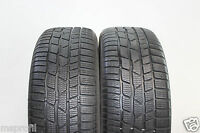 2x Continental WinterContact TS 830 P 225/55 R17 97H M+S, 8mm, nr 6097