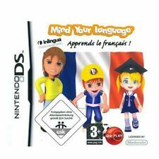 Mind your Language: Learn French (Nintendo DS, 2009)