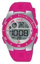 Lorus Novak Stichting Kinderen Digitale Siliconen R2383KX9 Horloge