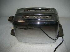 Vintage Sunbeam T-10B-1 Toaster Tested Works Great Pop Up