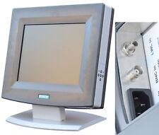 "SIEMENS LCD-FBAS 25cm 10"" PATIENT MONITOR 07107936 BNC LWL EING CONRAC 6813-P001"