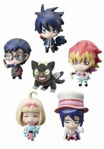 NEW Ao No Exorcist Blue Exorcist Fortune Mascot Charm 5 Types Official Japan