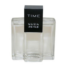 Time Krizia Uomo Aftershave Lotion 3.4 Oz / 100 Ml   Unboxed  by Krizia