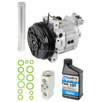 AC Compressor w/ A/C Repair Kit For Subaru Forester 2003 2004 2005 2006 2007
