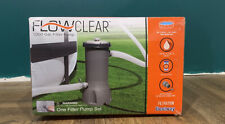 Bestway Flowclear 1000 GPH Filter Pump for Above Ground Pools New Sealed