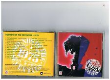 TIME LIFE CD. SOUNDS OF THE SEVENTIES 1975..70'S