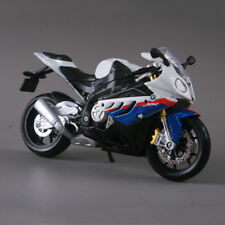 Maisto 1:12 BMW S1000RR Diecast Motorcycle Model Toy