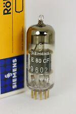 SIEMENS HAMBURG E80CF 6BL8 TUBE for McIntosh MR-67 65B 71 Amplitrex Digital Test