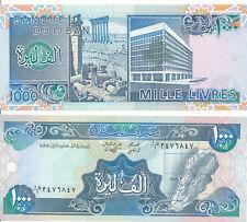 Libano/Lebanon - 1000 livres 1988 UNC Pick 69a