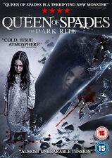 QUEEN OF SPADES: THE DARK RITE (DVD) (NEW) (HORROR) (RELEASED 9TH APRIL)