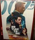 Внешний вид - NO TIME TO DIE  007 JAMES BOND DANIEL CRAIG  27 X 38  POSTER RARE ORIGINAL