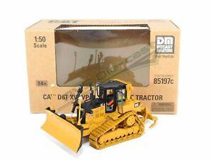 Cat Caterpillar D6T XW VPATTrack-Type Tractor 1/50 Scale Diecast Masters 85197C