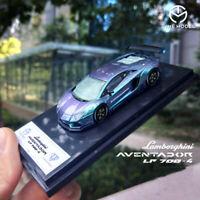 TIME MODEL 1:64 Lamborghini LP700 Chameleon Diecast Model Car Model New In Box