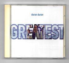 CD / DURAN DURAN - GREATEST (BEST OF) 19 TITRES ALBUM ANNEE 1998